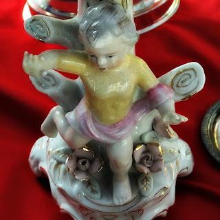 Anjo de Porcelana, Caminho dos Antiquários - Porto Alegre