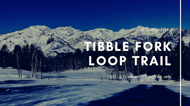 Hiking the Tibble Fork Loop Trail, American Fork Canyon, Utah