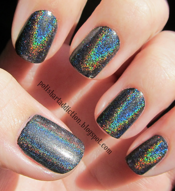Speciallità Hits no Olimpo collection - HOLO SWATCHES