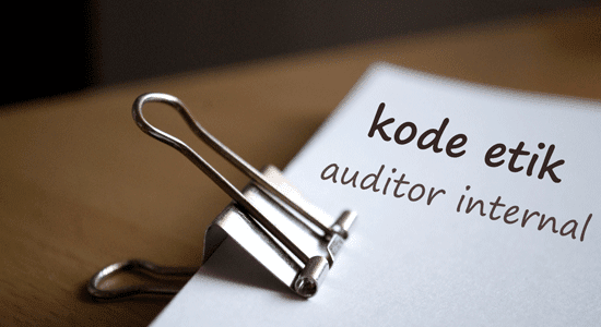 kode etik auditor internal