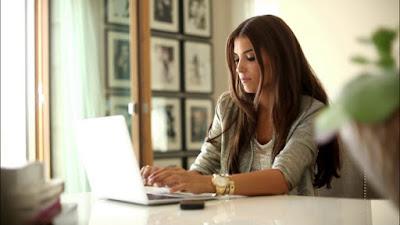 evde makale yazarlığı yapmak istiyorum