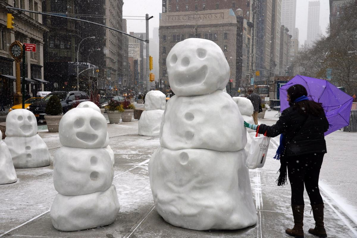Best winter activities in new york city nyc style a for New york winter things to do