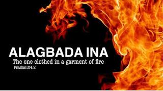 Alagbada ina