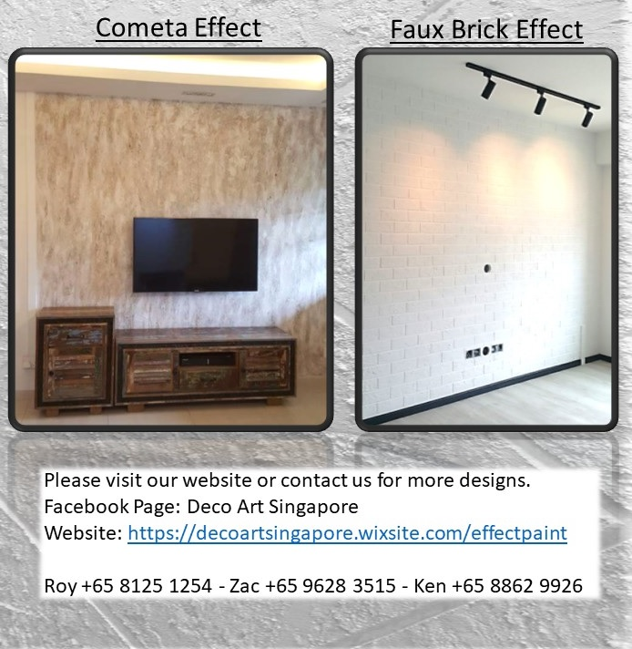 Create New Effect for your wall?
