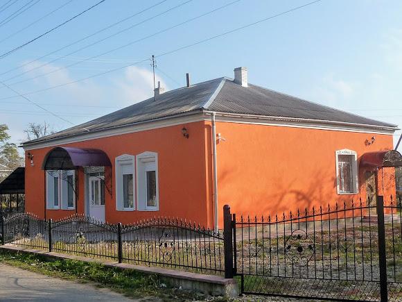 Тяпче Долинського району. Магазин
