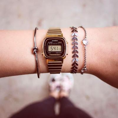 jam tangan casio wanita