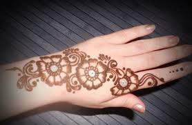 Attractive & Beautiful Hd Desgin Of Mehandi