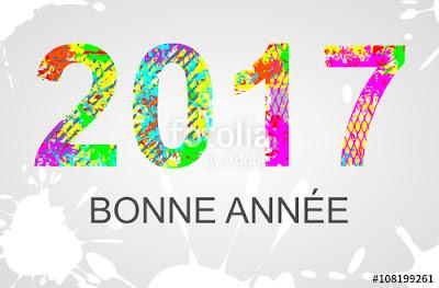 Bonne année 2017 images GIF