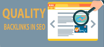 Properties of Quality Backlinks