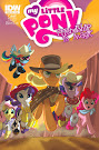 My Little Pony Friendship is Magic #25 Comic Cover Hot Topic Variant