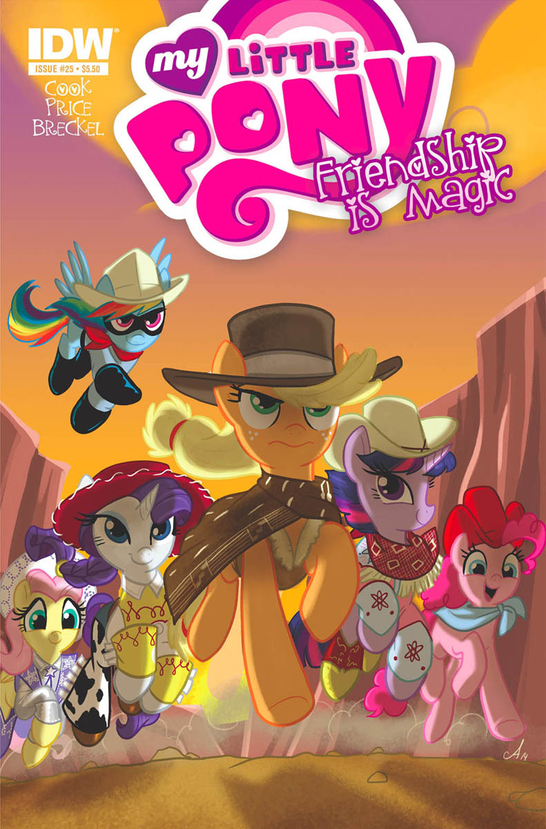 Final, sorry, my little pony friendship is magic cover hope, it's