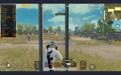 Cheat PUBGM PC Emulator 11 Mei 2019