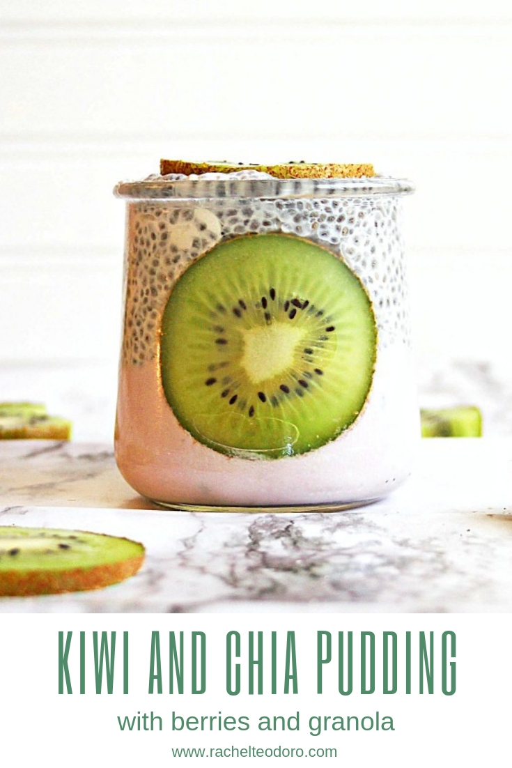 superfoods chia pudding recipe
