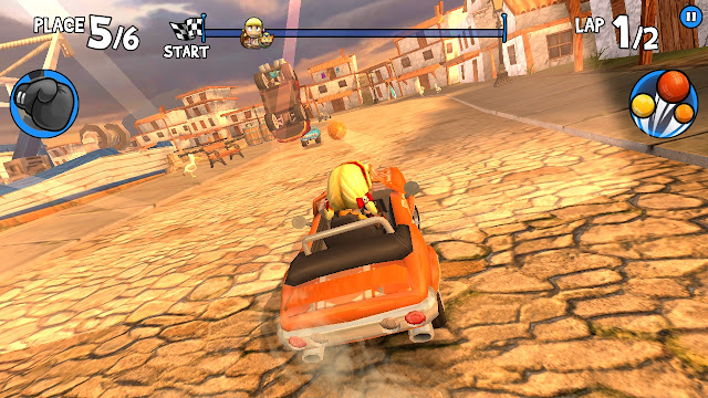 Rumble Racing android
