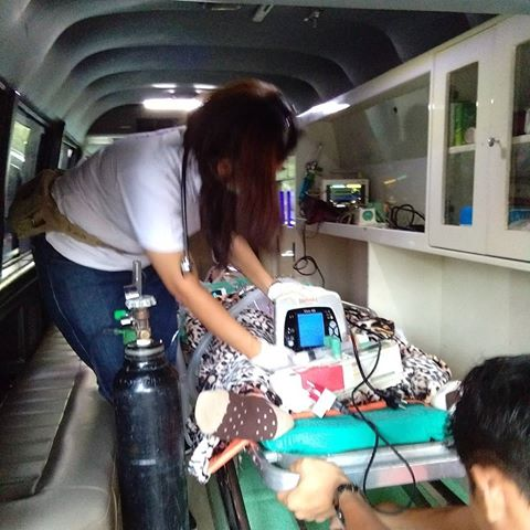 ambulans emergency nusa indah
