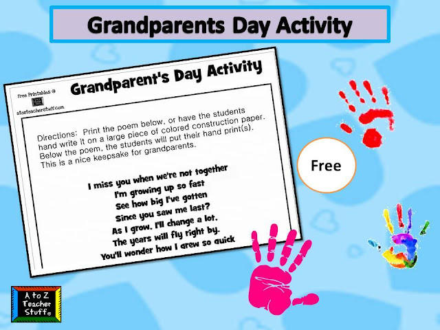 Creative Grandparents Day Crafts