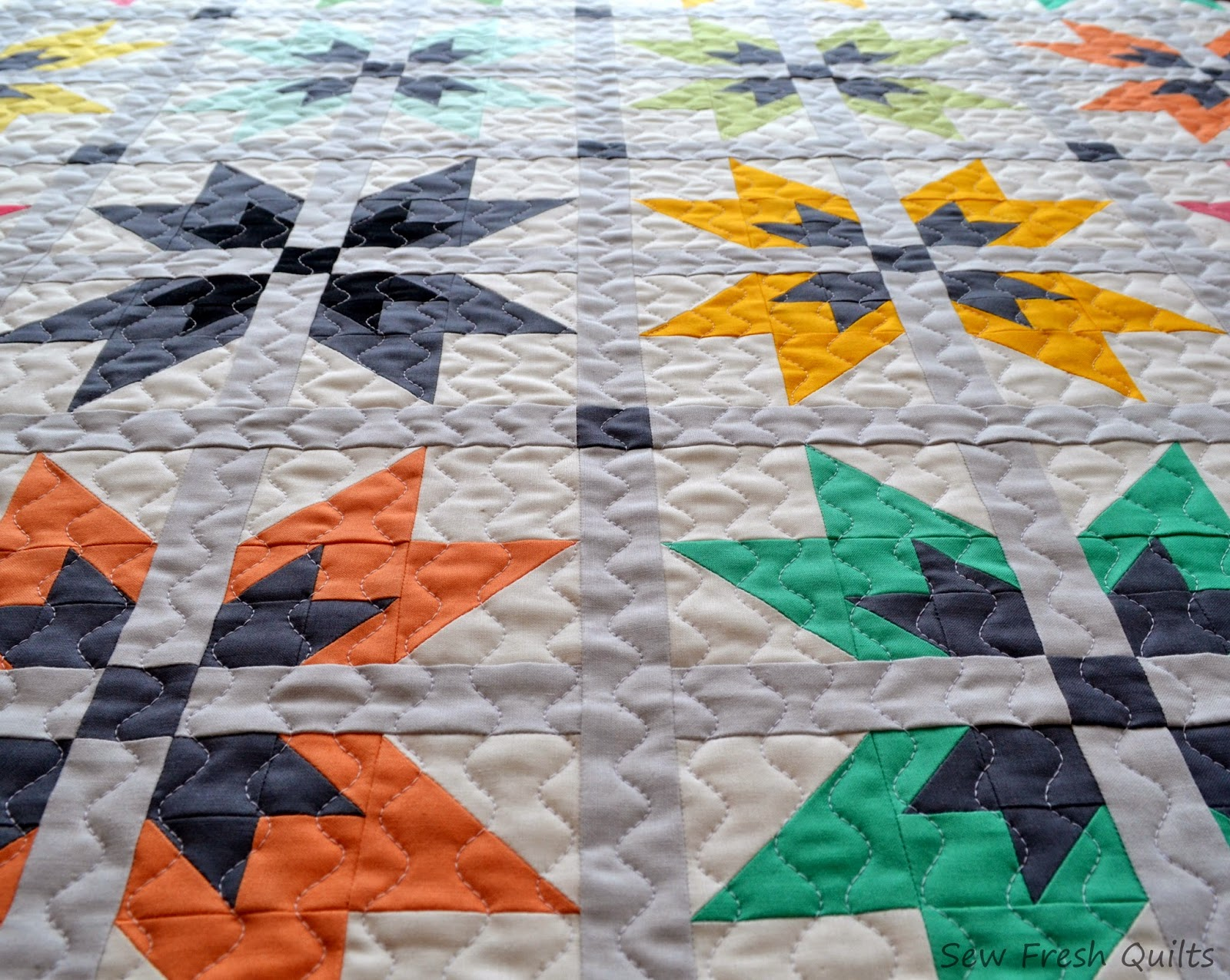 Sew Fresh Quilts: Top 10 Tips for New Quilters - Quilting with ... : quilt top stitching - Adamdwight.com