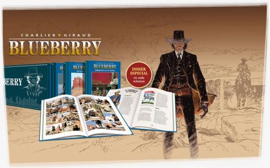 Colección del Teniente Blueberry de Planeta DeAgostini