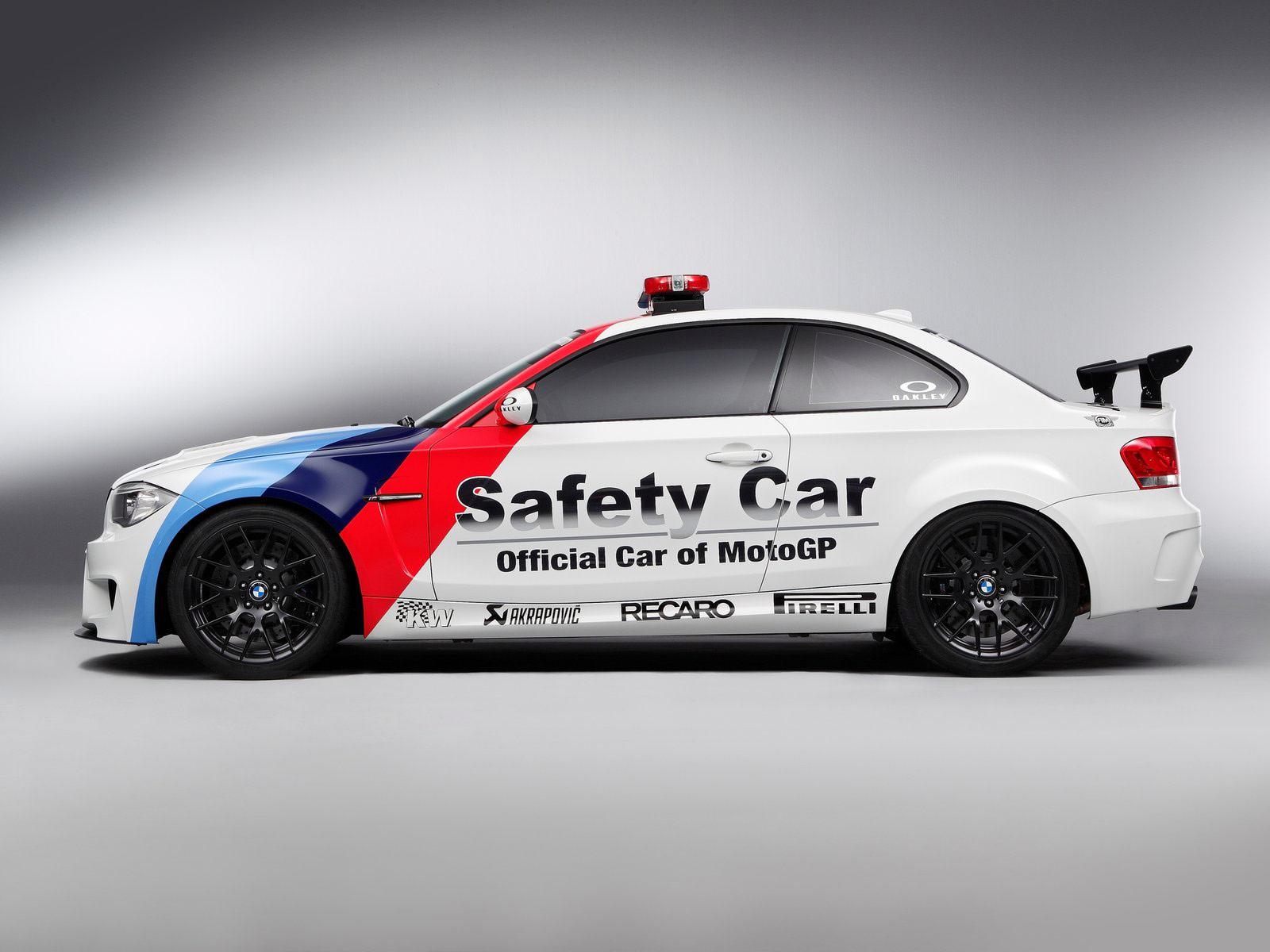 Bmw 1 Series M Coupe Motogp Safety Car