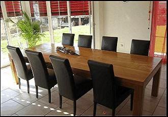 Mobili su misura arredamenti su misura di qualit tavoli for Tavoli da sala da pranzo moderni
