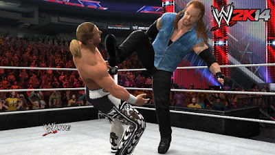 WWE 2K14 Free Download For PC