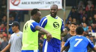 Persegres Gresik vs Persib Bandung: Djanur Bakal Mainkan Essien dan Cole
