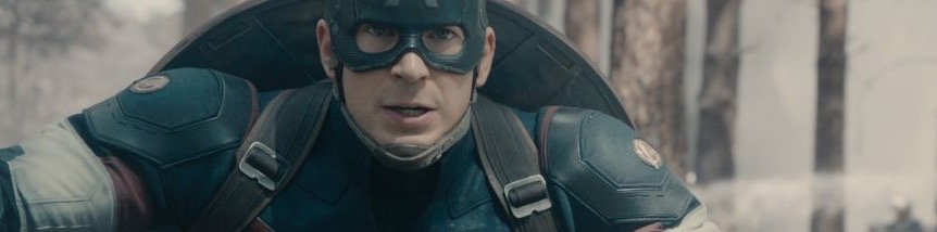 Chris Evans Captain America | Marvel's Avengers: Age of Ultron