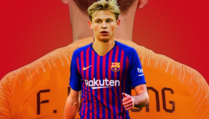 Sebelum Menuju Barcelona, De Jong Konsultasi dengan Koeman