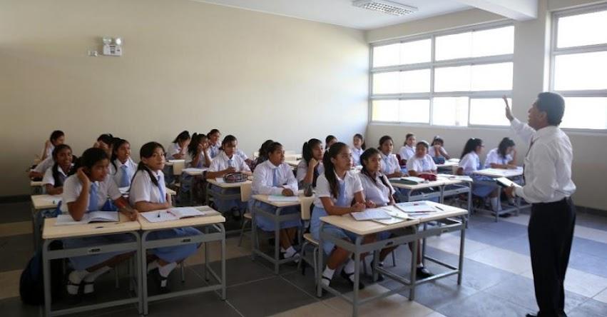 PRONIED: Alumnas de la IE Nuestra Señora de Fátima de Piura ya estudian en sus nuevas instalaciones - www.pronied.gob.pe
