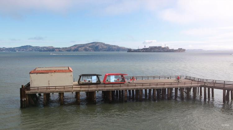 Беспилотные авто, как мобильные офисы