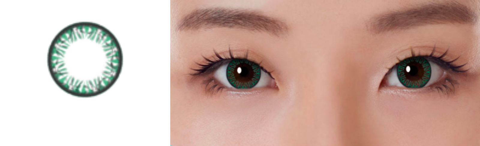 Bausch Lomb Lacelle Series Cosmetic Contact Lens Sinnee