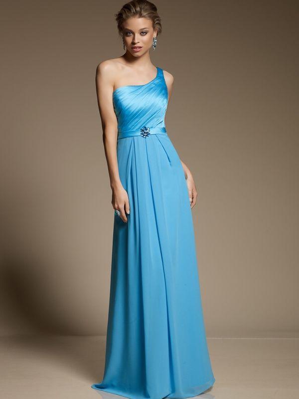 Magic Dress Bridesmaid UK: Aqua Blue Bridesmaid Dresses