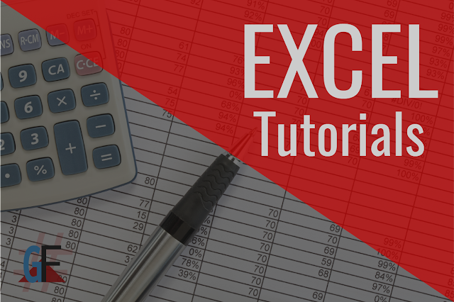 Excel Tutorials for Finance | Discounting (PV Excel function) and Compounding (FV Excel function) in MS Excel