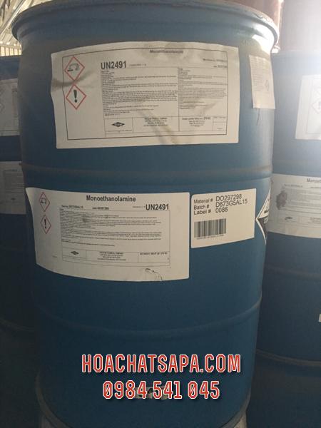 Monoethanolamine | Dung môi MEA | Bột giặt, mỹ phẩm, công nghệ dệt...