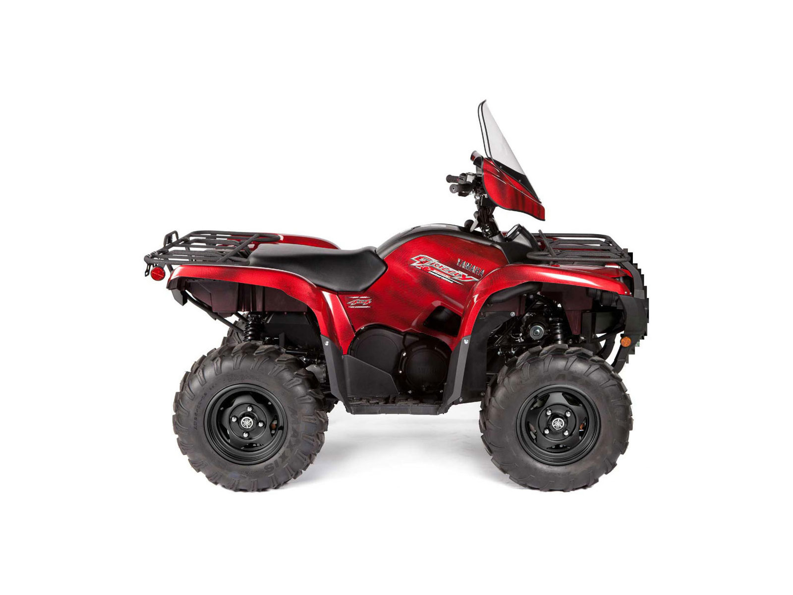 2013 grizzly 700 fi auto 4x4 eps le yamaha pictures. Black Bedroom Furniture Sets. Home Design Ideas