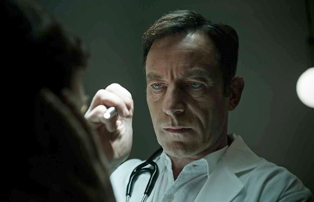 Jason Isaacs est le Docteur Volmer dans A Cure for Life