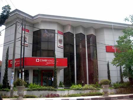 Alamat & Nomor Telepon Bank CIMB Syariah Jakarta Pusat