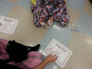 Common and proper noun sort- Holly Jolly Holiday Centers in Action
