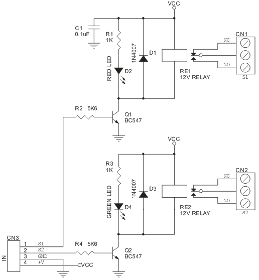 Tda7388 Amplifier Circuit Diagram