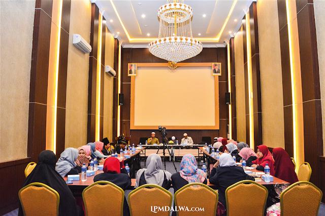 Observasi Metodologi Kepemimpinan Mahasiswa UIN MALIKI Malang di Ponpes Dalwa | lpm dalwa | dalwa
