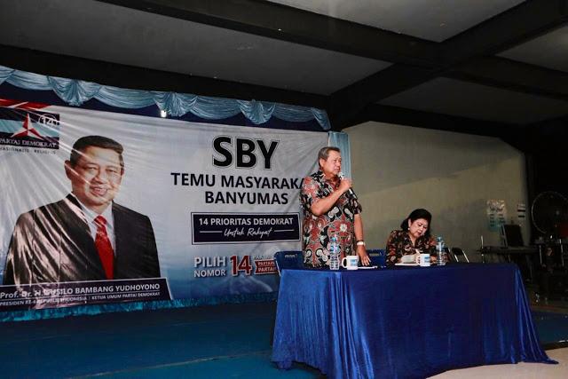 Kerap Difitnah, SBY: Saya Tak Pernah Membalas