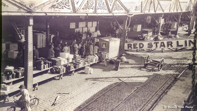 Embarque en la Red Star Line - Amberes por El Guisante Verde Project