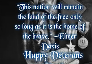 Veterans day quotes and sayings