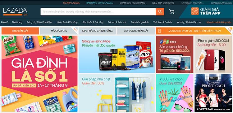 Có nên mua hàng trực tuyến online trên Lazada không?