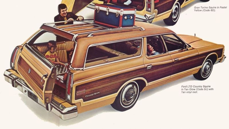 18 Photos That Prove The Station Wagon Was Actually The