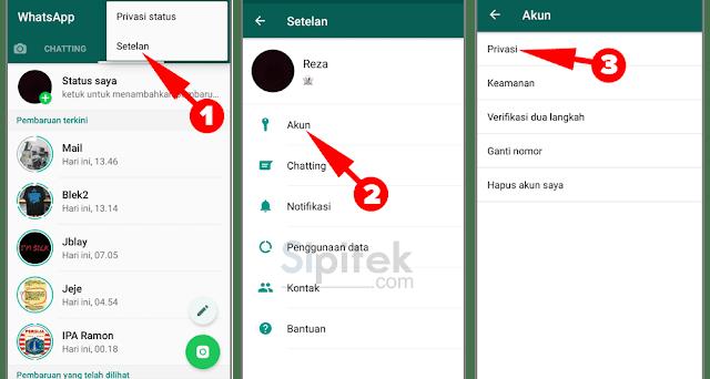 Cara Melihat Status Story WhatsApp tanpa Diketahui