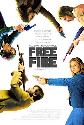 Sinopsis / Alur Cerita Film Free Fire (2017)