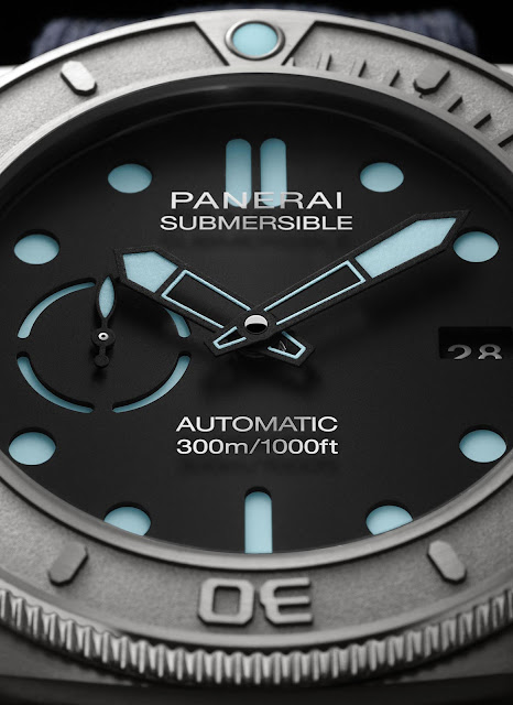 Panerai Submersible Mike Horn Editions PAM985
