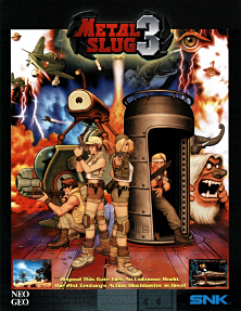 Metal Slug 3 ( Arcade / FightCade)