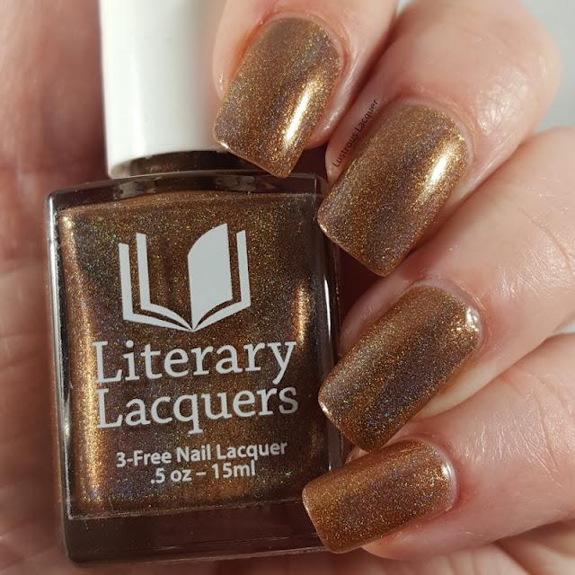 Rich-caramel-brown-linear-holographic-nail-polish
